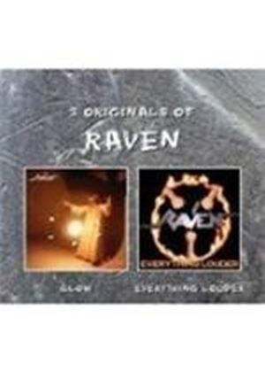 Raven - Glow/Everything Louder