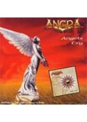 Angra - HOLY LAND/ANGELS CRY (2CD)