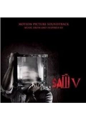 Original Soundtrack - Saw V (Music CD)
