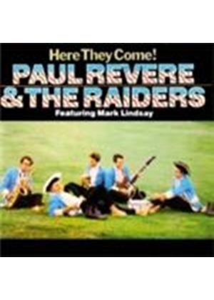 Paul Revere & The Raiders - Here They Come/Midnight Ride (Music CD)