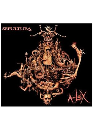 Sepultura - A-Lex (Deluxe Edition) [Digipak] (Music CD)