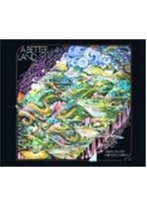 Brian Auger - Better Land, A/Second Wind (Music CD)