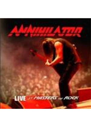 Annihilator - Live At Masters Of Rock (Music CD)