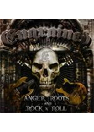 Engrained - Anger Roots And Rock 'n' Roll (Music CD)