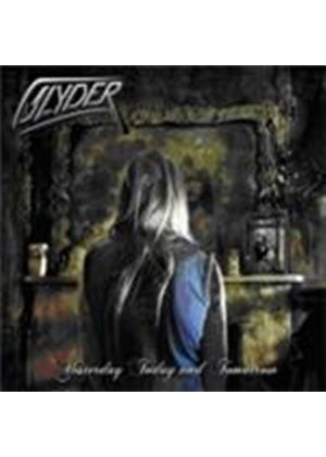 Glyder - Yesterday Today And Tomorrow (Music CD)