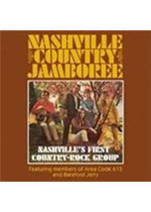 Nashville Country Jamboree - Nashville's First Country Rock Group (Music CD)