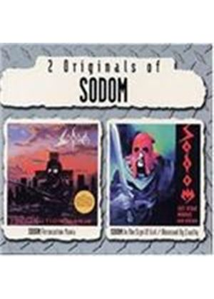 Sodom - Persecution Mania/Obsessed By Cruelty (Music CD)