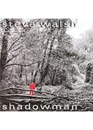 Steve Walsh - Shadowman (Music CD)