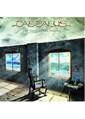 Daedelus - Never Ending Illusion, The (Music CD)