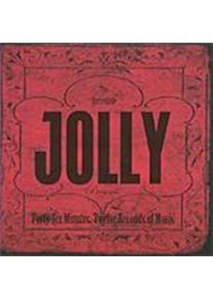 Jolly - Forty Six Minutes Twelve Seconds Of Music (Music CD)