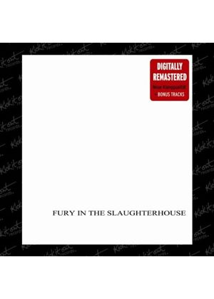 Fury In The Slaughterhouse - DTO (Music CD)
