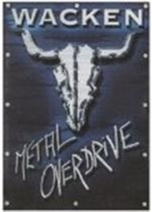 Metal Overdrive - Wacken 2001 (Various Artists)
