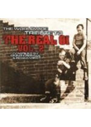 Various Artists - Worldwide Tribute To The Real Oi Vol.2, The (Music CD)