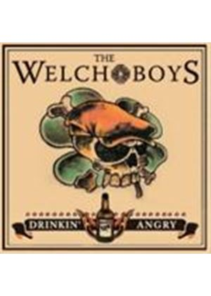 Welch Boys (The) - Drinkin' Angry (Music CD)