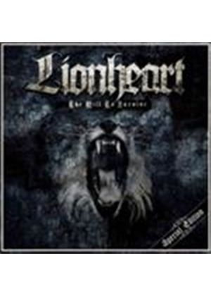 Lionheart - Will To Survive, The (Music CD)