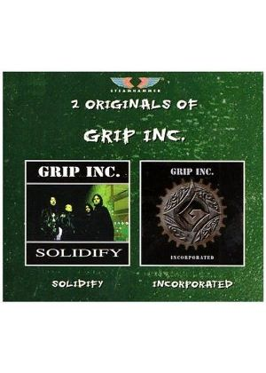 Grip Inc. - Solidify / Incorporated (Music CD)