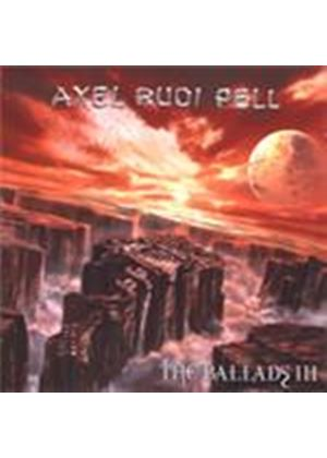 Axel Rudi Pell - The Ballads III (Music CD)