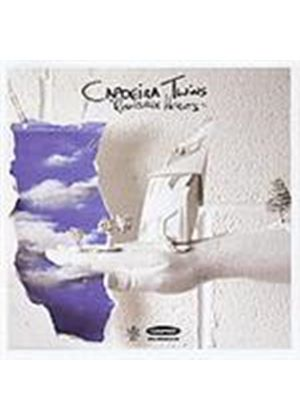 Capoeira Twins - Reansville Heights (Music CD)