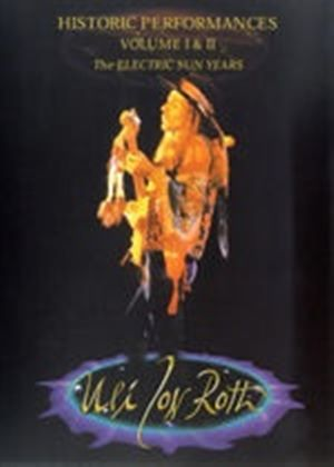 Uli Jon Roth - Historic Performances - Vols. 1 And 2 - The Electric Sun Years