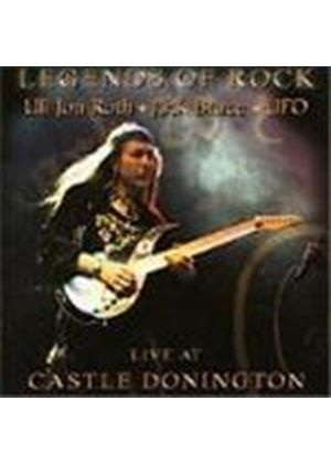 Uli Jon Roth - Legends Of Rock (Live At Castle Donington)