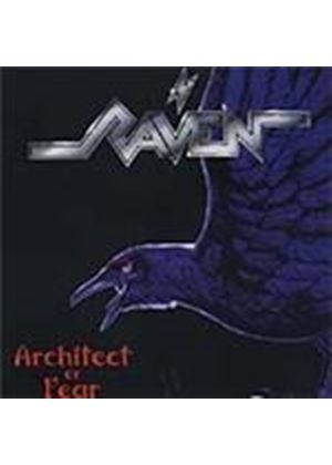 Raven - Architect Of Fear (Music CD)