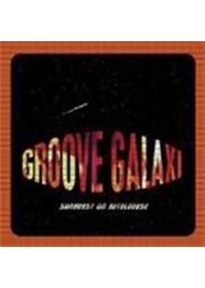 Groove Galaxi - Sunburst On Betelgeuse (Music CD)