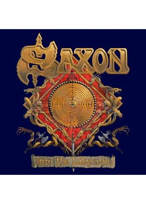 Saxon - Into The Labyrinth [Limited Edition] (Music CD)
