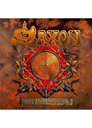 Saxon - Into The Labyrinth (Music CD)