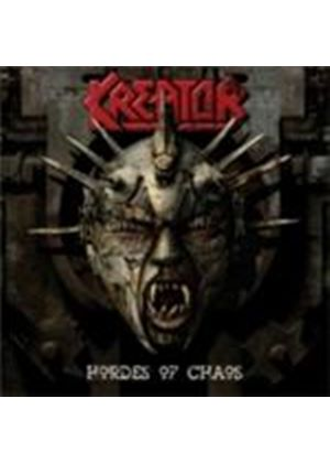 Kreator - Hordes Of Chaos (Music CD)