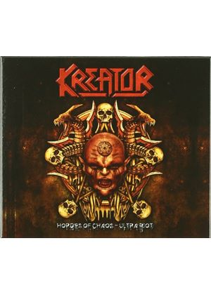 Kreator - Hordes Of Chaos (Ultra Riot) [Digipak] [ECD] (Music CD)