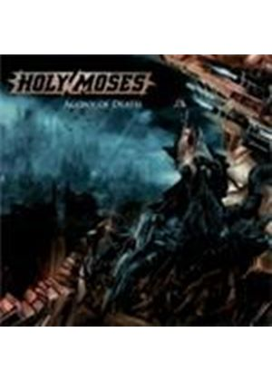 Holy Moses - Agony Of Death (Music CD)