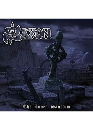 Saxon - The Inner Sanctum CD & DVD (Music CD)