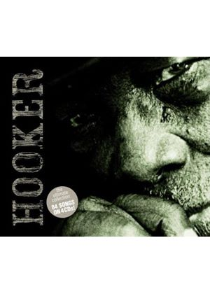 John Lee Hooker - Hooker (Music CD)