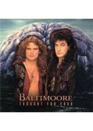 Baltimore - Thought For Food (Music CD)