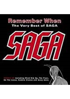 Saga - Remember When - The Very Best Of Saga (Music CD)