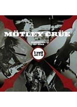 Motley Crue - Carnival Of Sins Live (Music CD)