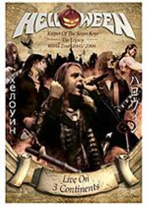 Helloween - Keeper Of The Seven Keys Legacy Tour 2005 / 2006