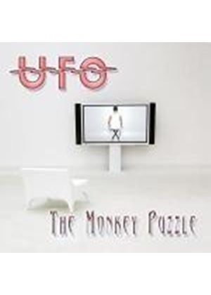 UFO - The Monkey Puzzle (Music CD)