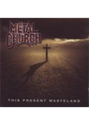 Metal Church - This Present Wasteland (Music CD)