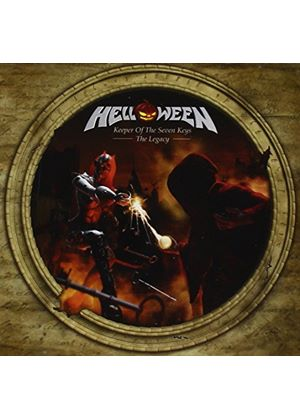 Helloween - Keeper Of The Seven Keys The Legacy