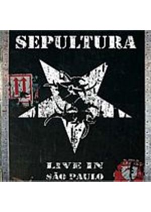 Sepultura - Live In Sao Paulo (Music CD)