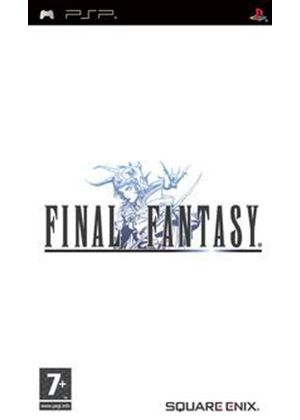 Final Fantasy I  (Sony PSP)
