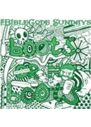 BibleCodeSundays (The) - Boots Or No Boots (Music CD)