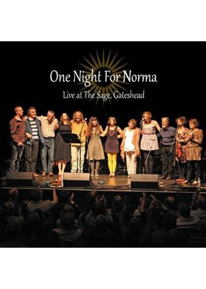 Various Artists - One Night for Norma (Music CD)