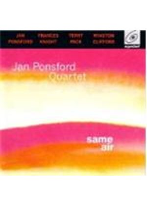 Jan Ponsford Quartet - Same Air