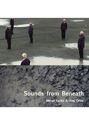 Mikhail - Sounds From Beneath (Music CD)