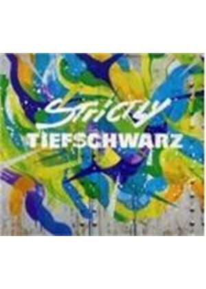 Various Artists - Strictly Tiefschwarz (Music CD)