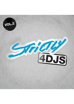 Various Artists - Strictly 4 DJ's Vol.2 (Music CD)
