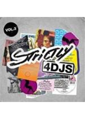 Various Artists - Strictly 4 DJs Vol.3 (Music CD)