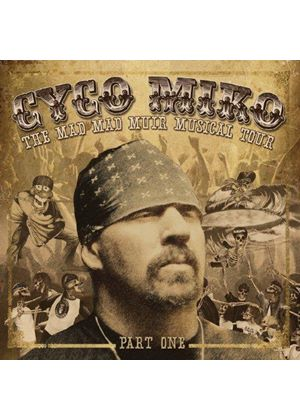 Mike Muir - The Mad Mad Muir Musical Tour (Music CD)